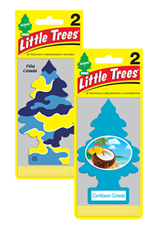 Little Trees Air Fresheners By Car Freshners Superior