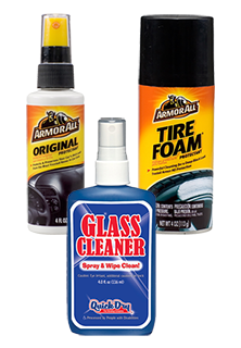 Vending Sprays And Tire Foams Superior Auto Extras
