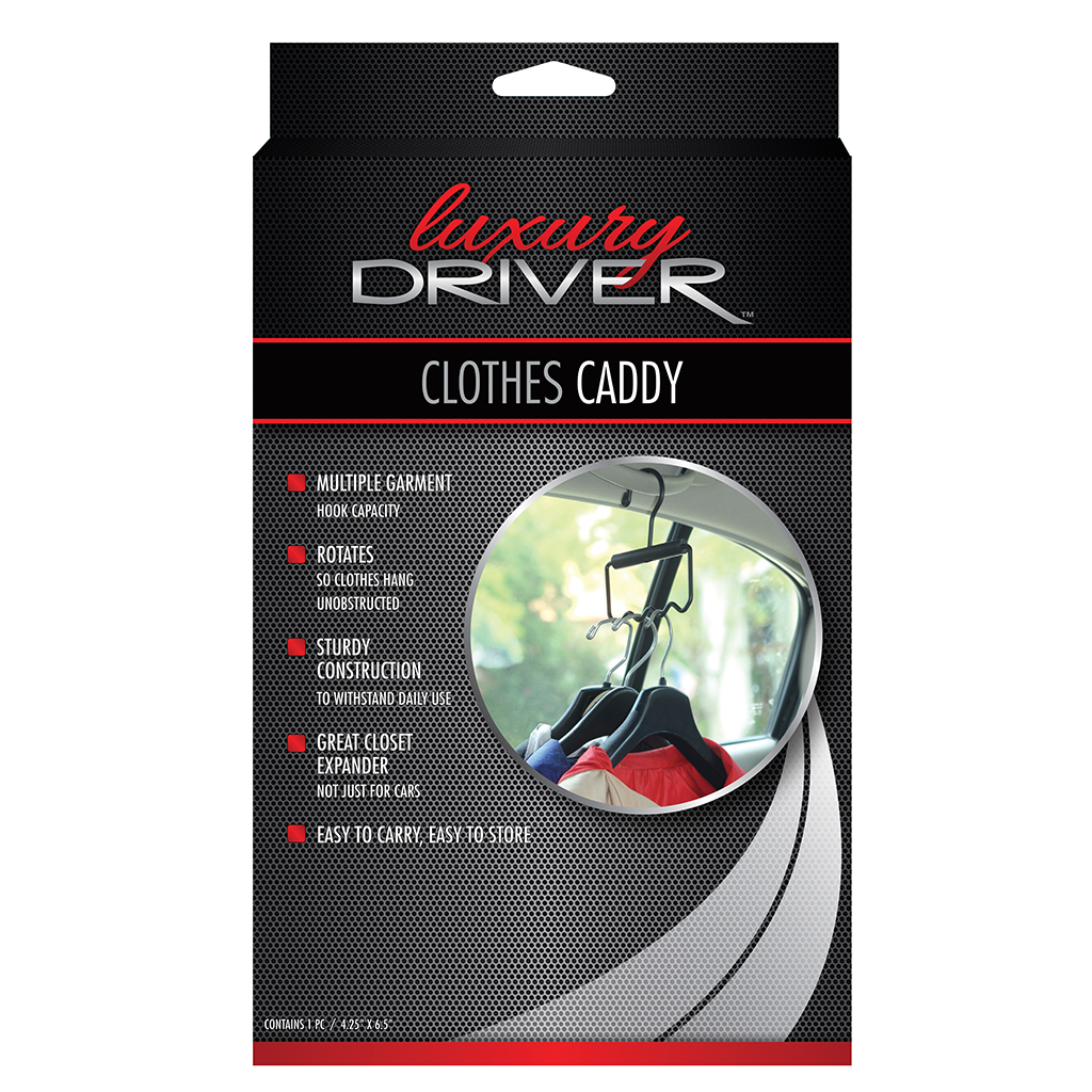 Luxury Driver Clothes Caddy
