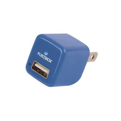 Fusebox Wall Charger- 2 Port- 2.4 Amp | Superior Auto Extras on