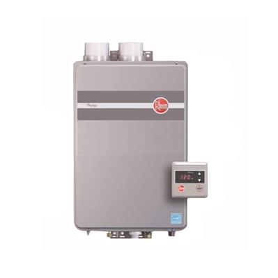 RHEEM Commercial Tankless Water Heater  - 90 Degree Rise